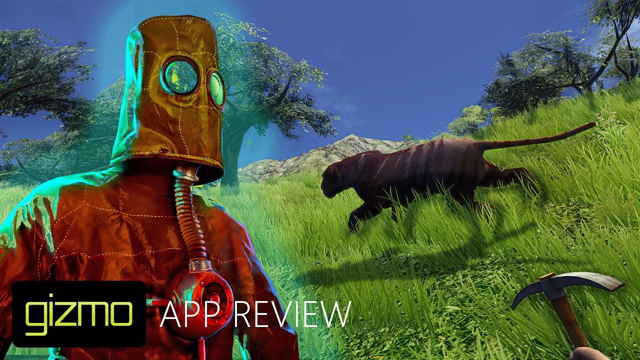 Radiation Island - iOS App Review - YouTube