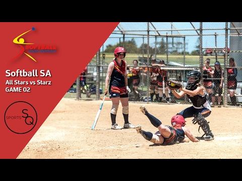 Full Match | Adelaide Shores All Stars vs Starz | Game 02 | Softball SA