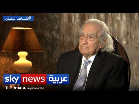 المفكر والفيلسوف المصري مراد وهبة  - نشر قبل 2 ساعة