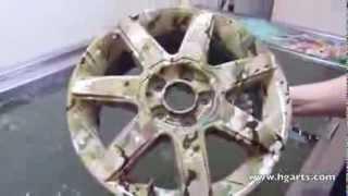Уникальная водная покраска дисков автомобиля.(, 2014-02-11T15:49:27.000Z)
