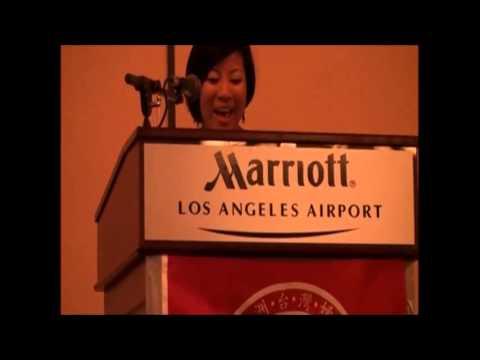 Charlene Chen- Beyond the confort zone NATWA 2013