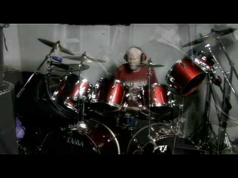 Neil Peart Drum Kit Youtube