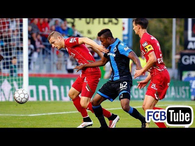 2017-2018 - Jupiler Pro League - 03. Zulte Waregem - Club Brugge 1-2
