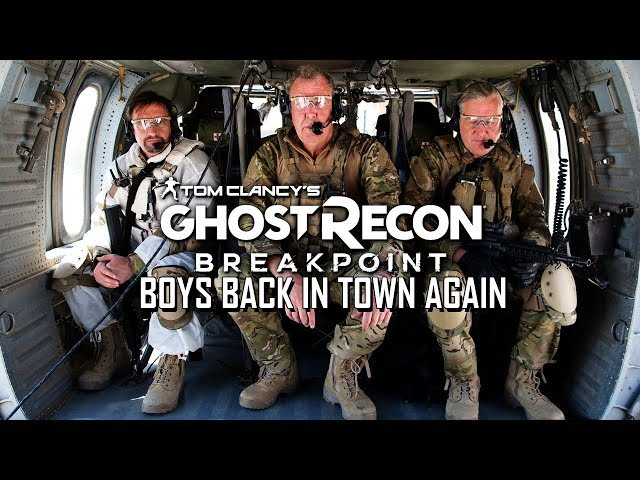 Boys Back in Town Again  | Ghost Recon: Breakpoint Beta Gameplay