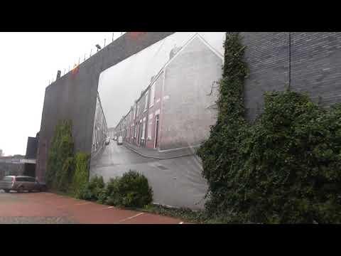URBEX UK:  Abandoned Old Coronation Street Film Set  At Granada Studios  - Urban Explorers