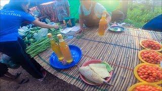 Asian street food in thailand - thai food