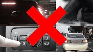 차주들이 저지르는 흔한 실수 7가지