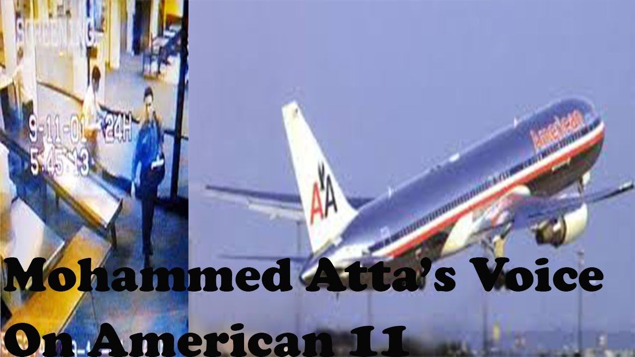 Betty ong s 9 11 call from flight 11 youtube - Mohammed Atta S Voice On American 11