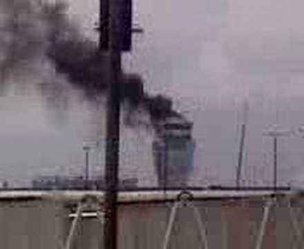 Miami International Airport Control Tower Fire 7 11 07