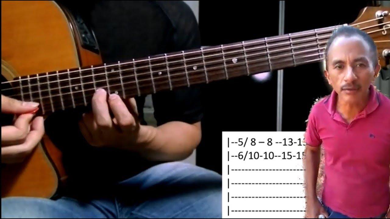 Caneta Azul - Aula Solo Violão (como tocar)