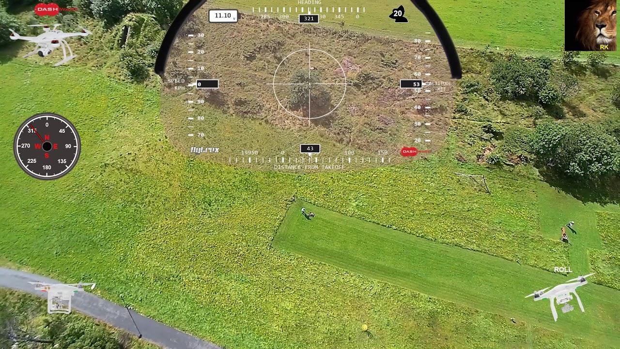 Dashware and ST2dash | Yuneec Drone Forum