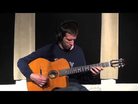 Blues En Mineur - Sébastien Giniaux ( Jazz Manouche / Gypsy Jazz )