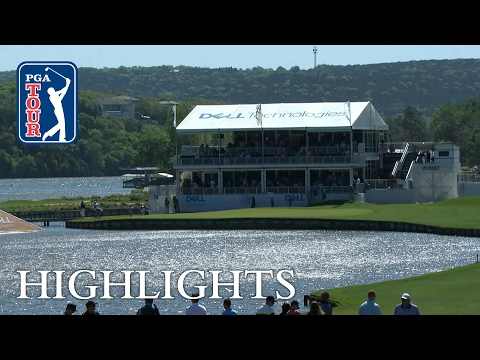 Round 2 highlights from the 2017 Dell Match Play
