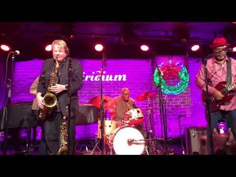 Jaimoe's Jasssz Band from The Iridium NYC 12/13/2017 - Ain't Wastin' Time No More
