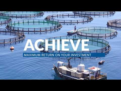 Aquaculture UK 2018 Exhibition  - Global leaders in marine w