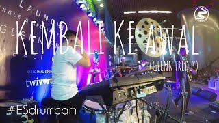 Download lagu Echa Soemantri - Kembali Ke Awal (Glenn Fredly) #ESdrumcam