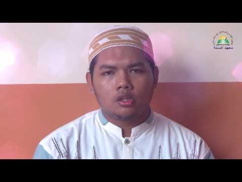 Ihya' Ulumuddin, Santri Ma'had Assunnah Bagek Nyaka