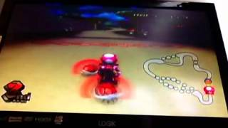 Modern Squidted! - Mario Kart Wii Co-op episode 4 part 4 I WILL win!