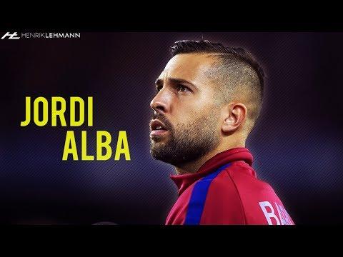 Jordi Alba ● El Ferrari ● 2017/18 HD