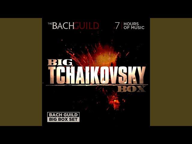 Symphony No. 4 in F minor, Op. 36: i. Andante sostenuto. Moderato con anima