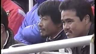 1991年12月30日 第71回全国高校ラグビー 2回戦 ハイライト(前偏)