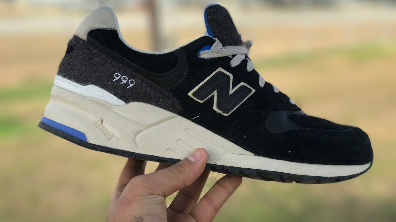 hot sale online 117ed f6555 NEW BALANCE 999 WOOLY MAMMOTH REVIEW