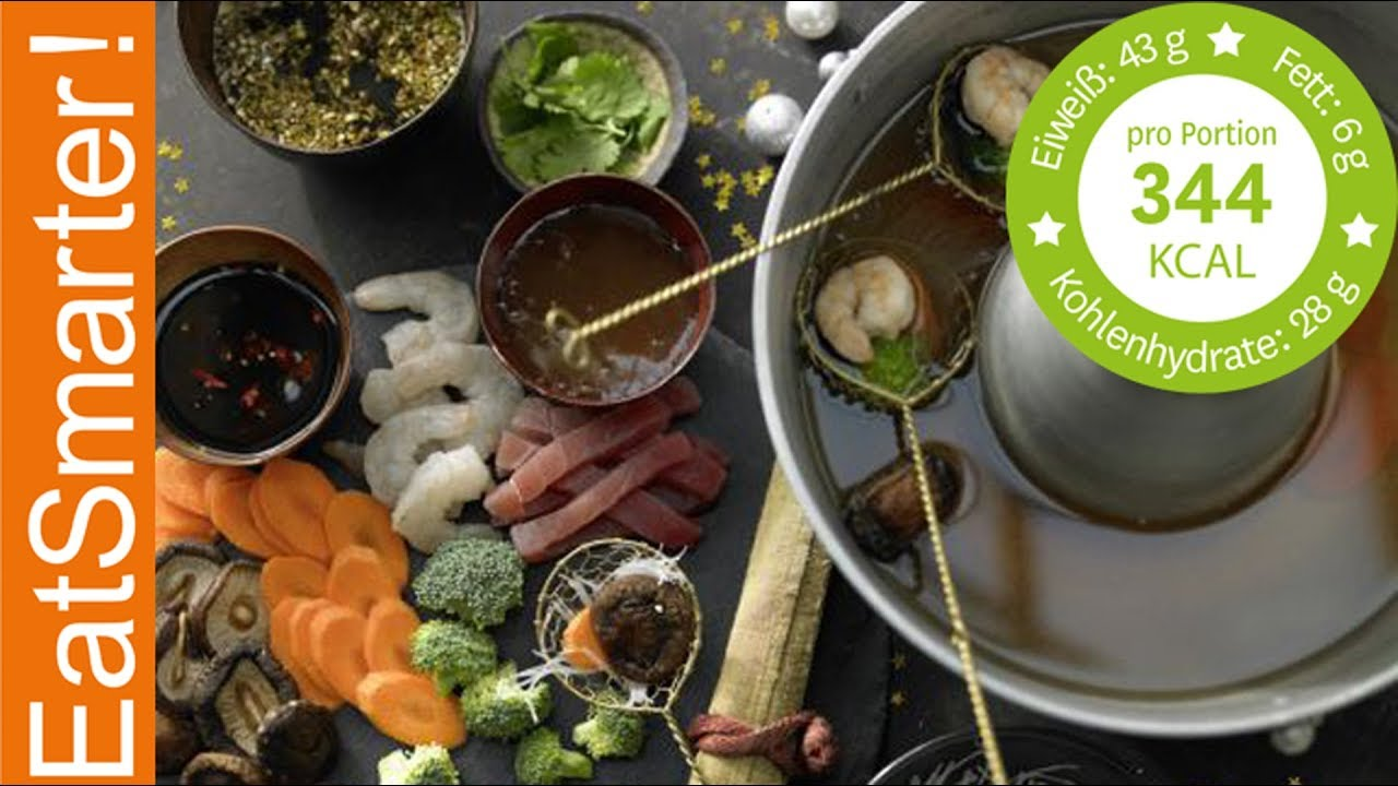 Asiatisches fondue rezept youtube