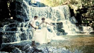 Свадебная церемония в Сиануквиле