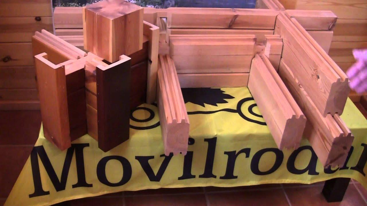 Casas de madera castellon fabricantes de casas de madera for Fabricantes de casas de madera