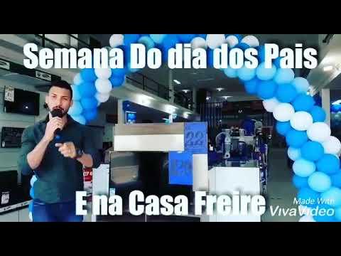 SEMANA DO DIA DOS PAIS É NA CASAS FREIRE.COM