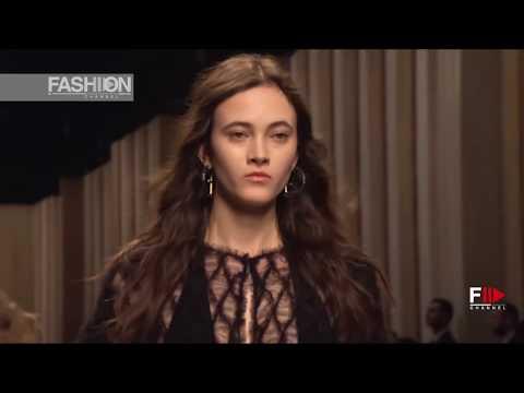 FENDI Milan Fashion Week Womenswear Fall Winter 2017 2018 – Fashion Channel