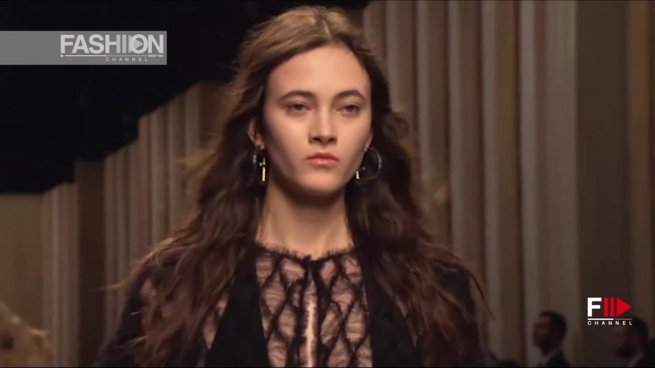 FENDI Milan Fashion Week Womenswear Fall Winter 2017 2018 - Fashion Channel