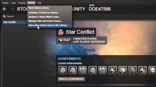 How to Add NonSteam Games to Steam