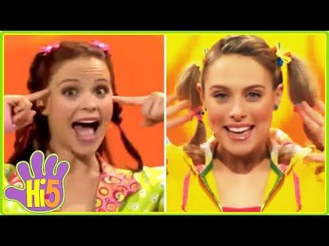 Hi-5 Songs | Five Senses & More Kids Songs | Hi-5 Songs Of The Week Season 13