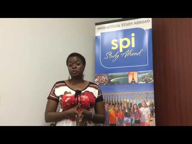 Dr. Adele Douglin - SPI Summer Director