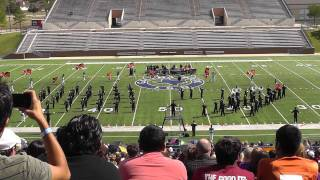Galena Park High School Band 2011 - UIL Area F Marching Contest