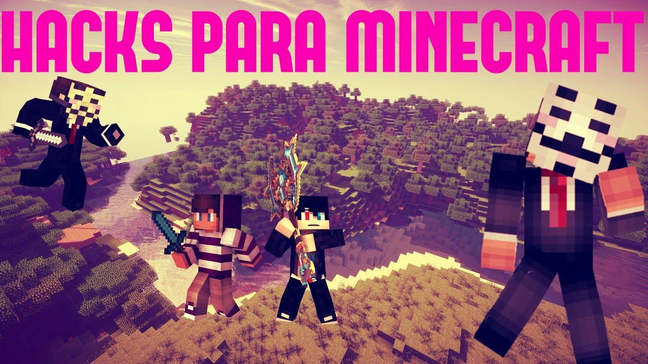 COMO DESCARGAR HACKS PARA MINECRAFT 1.12.2 - YouTube