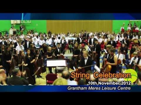 Lincolnshire Music Service 2012-13 Showcase