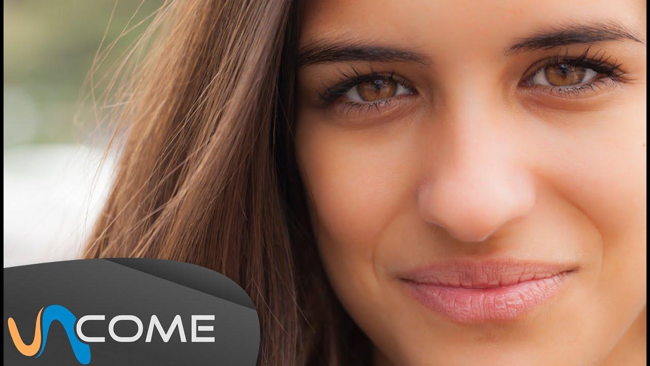 trucco occhi marroni semplice e veloce - youtube