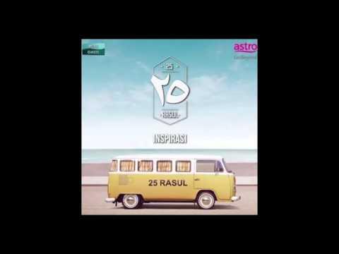 Hazama - KekasihNya (Official Audio) [from Inspirasi 25 Rasul]