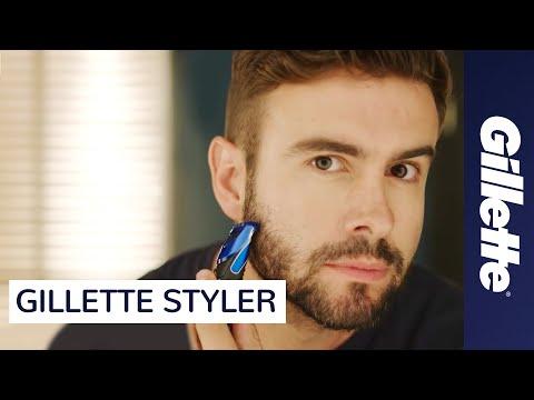 All Purpose Gillette STYLER: Beard Trimming, Shaving, & Shaping a Beard