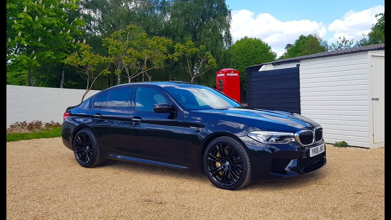 Bmw M5 F90 Full Review Hammer Wagon 2019