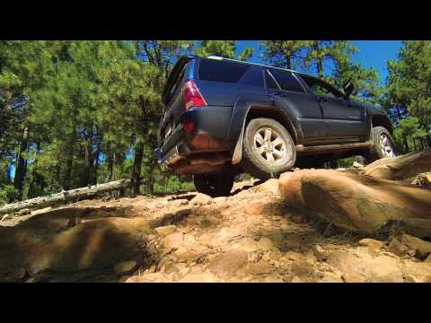 promontory butte camping toyota 4runner youtube. Black Bedroom Furniture Sets. Home Design Ideas