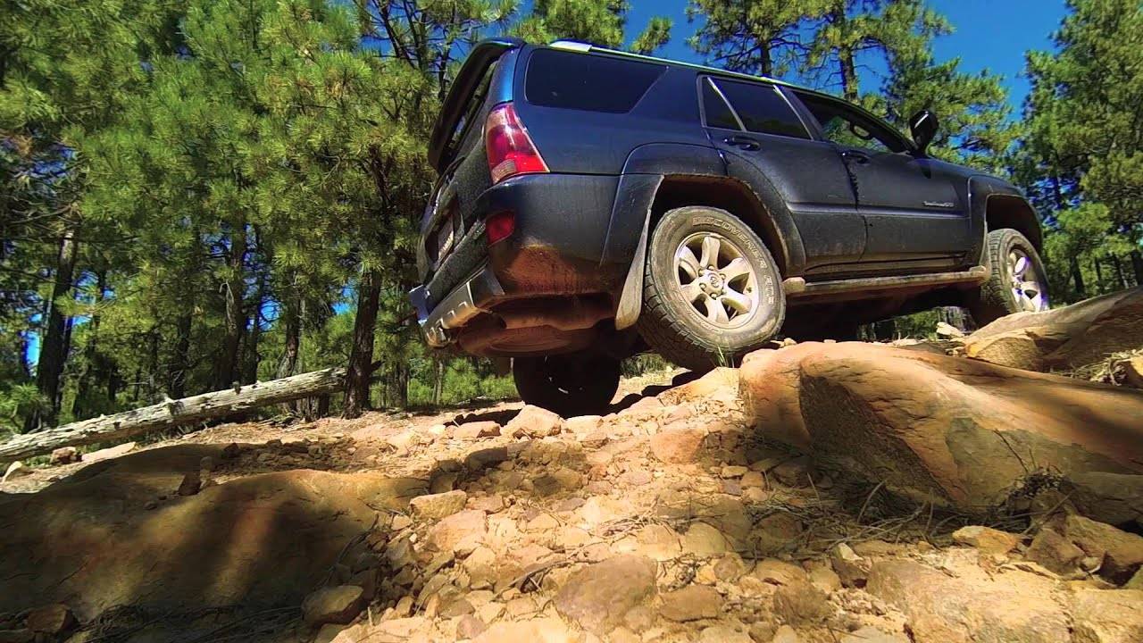 Promontory Butte Camping Toyota 4runner Youtube