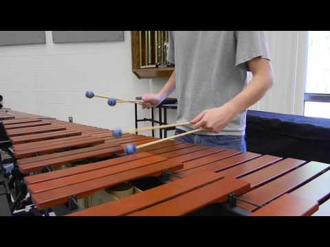 Michael Morrison JMU MRD Front Ensemble Audition