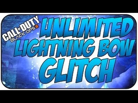 "Black Ops 3 Zombies Glitches: Der Eisendrache Unlimited Lightning Bow Glitch ""Unlimited Ammo Glitch"""