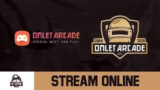 Copa Omlet Arcade DIA 04 GRUPO C - [PUBG MOBILE]
