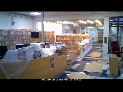 Library Fit Out By S & S Office Interiors Ltd 2018