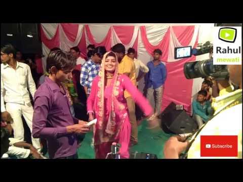 इस मेवाती डांसर नें सपना का डांस को किया फेल  Mewati song