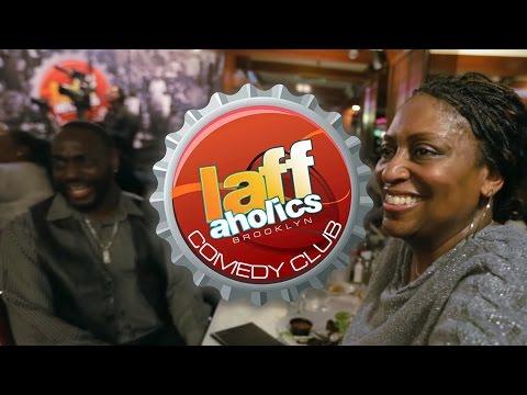 Barry Ribbs, Stanley Dubois, Toni Byrd | Laffaholics Comedy | S1 Ep. 3